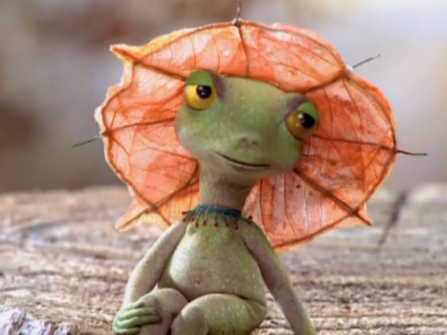 Нашего детства / История любви одной лягушкибесплатно онлайн на SV…